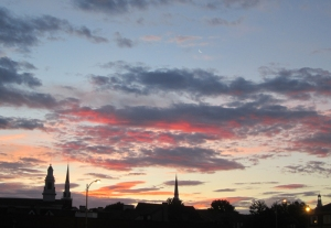 sunsetwithmoon