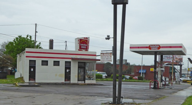 Smith Shell Station | Bob Lawrence's Kingsport